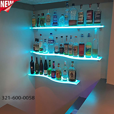 Led-Lighted Shelf (7)